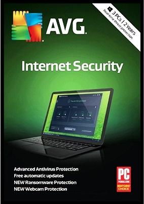 AVG Internet Security 2019 License Key Serial Free 1 Year / 365 Days