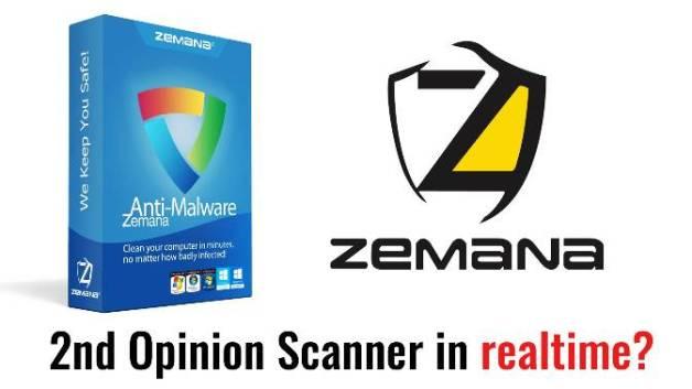 Zemana AntiMalware License Key Free Download for 1 Year