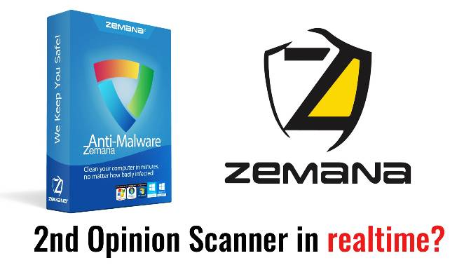 Zemana AntiMalware License Key Serial 2019 Free Download