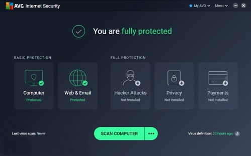 AVG Internet Security Giveaway