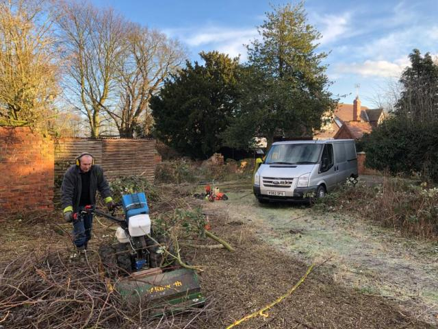 Garden and Site Clearance