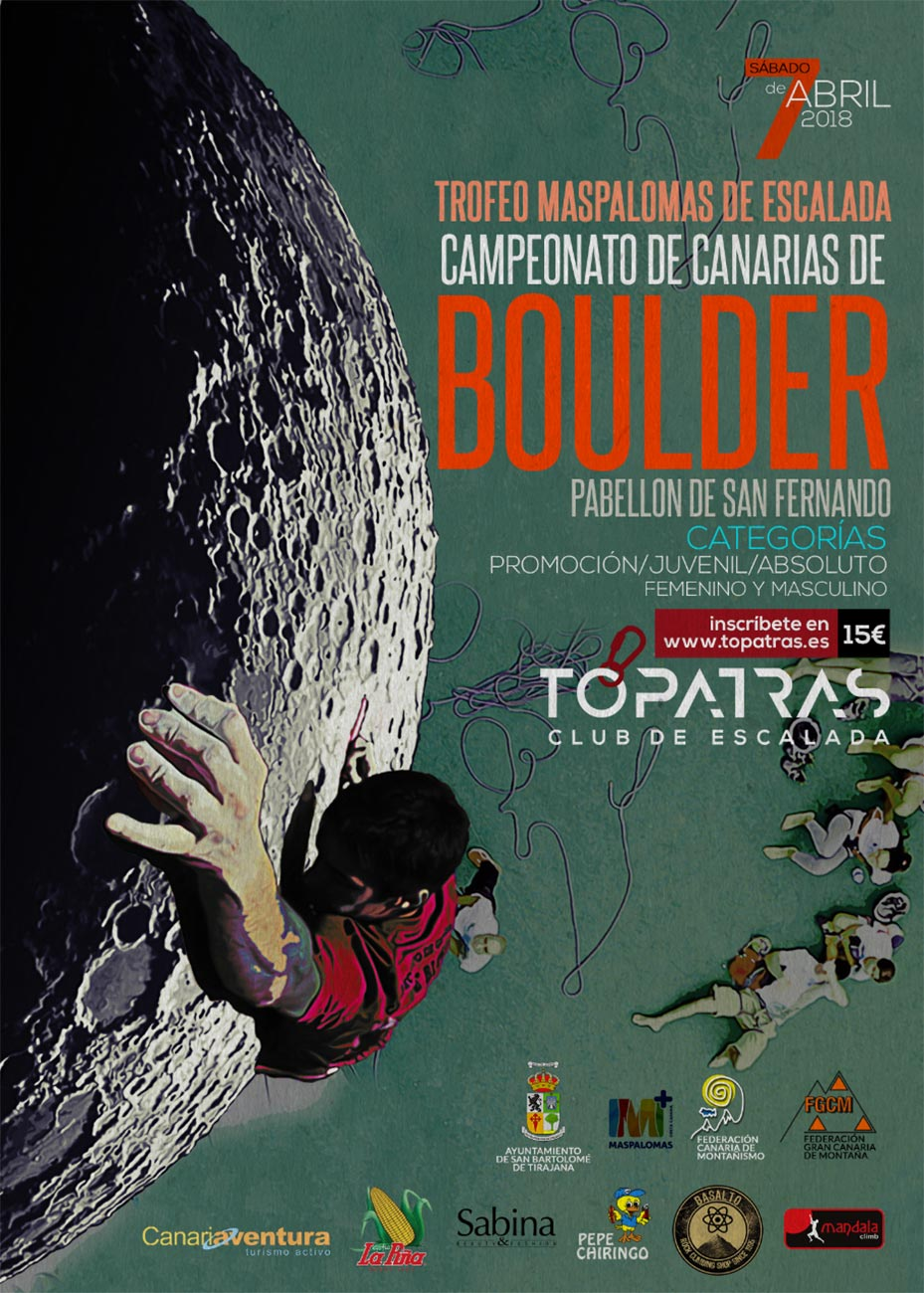 Campeonato de Canarias de Boulder