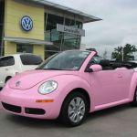 2015 Volkswagen Beetle Colors
