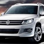 2015 Volkswagen Tiguan MSRP