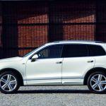2015 Volkswagen Touareg R line