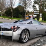 2015 Pagani Huayra Startup Exhaust and in Depth Review