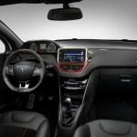 2015 Peugeot 208 GTI Interior