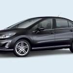 2015 Peugeot 408 Black