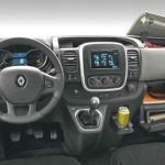 2015 Vauxhall Vivaro Interior
