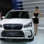 2015 Subaru Forester XT China