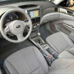 2015 Subaru Forester XT Premium Interior