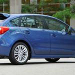 2015 Subaru Impreza 5 Door Hatchback