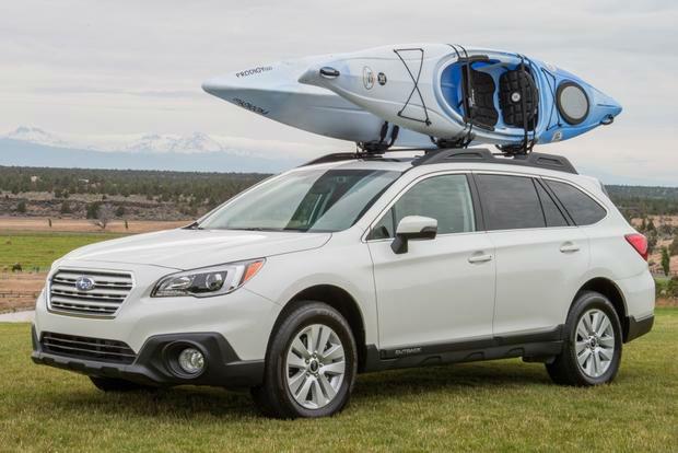 2015 Subaru Outback Sport