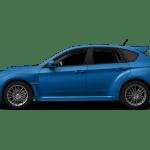 2015 Subaru WRX Wagon