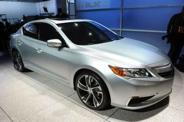 2015 Acura ILX 2.0L Technology
