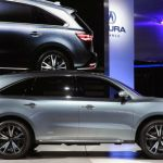 2015 Acura MDX 3.5L Technology and Entertainment Packages