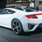 2015 Acura NSX Specs