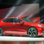 2015 Acura TL Spy Shots