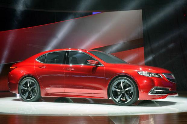 2015 Acura TSX Model