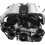 2015 Aston Martin DB9 Engine