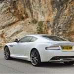 2015 Aston Martin DB9 Exhaust
