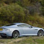 2015 Aston Martin DB9 Mako Blue Exterior