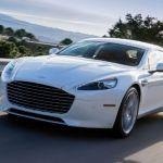 2015 Aston Martin Rapide S 4 Door