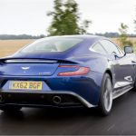 2015 Aston Martin Vanquish Exterior