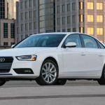 2015 Audi A4 Spy Shots