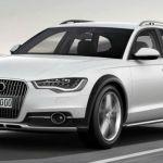 2015 Audi Allroad White