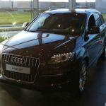 2015 Audi Q7 S Line