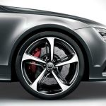 2015 Audi RS7 Wheels