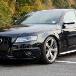 2015 Audi S4 Black Optic Package