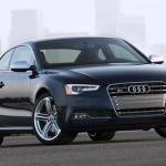 2015 Audi S5 Black