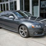 2015 Audi S5 Daytona Grey