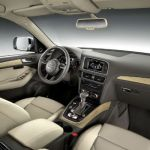 2015 Audi SQ5 Interior