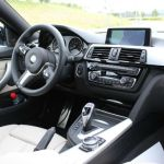 2015 BMW 3 Series Sedan Interior