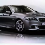 2015 BMW 5 Series M Sport Package
