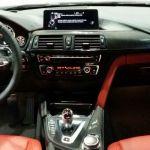 2015 BMW M3 Sakhir Interior