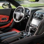 2015 Bentley Continental GT v8 S Interior