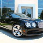 2015 Bentley Flying Spur Speed Black