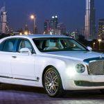 2015 Bentley Mulsanne White