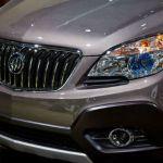 2015 Buick Anthem Headlight