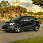 2015 Buick Encore Black