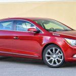 2015 Buick LaCrosse Premium Edition