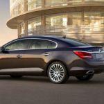 2015 Buick LaCrosse Premium