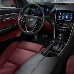 2015 Cadillac ATS-L Interior