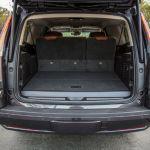 2015 Cadillac Escalade Boot Space