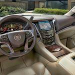 2015 Cadillac Escalade Luxury Interior