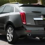 2015 Cadillac SRX Exterior